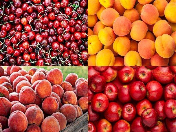 آخرین وضعیت قیمت میوه های تابستانه