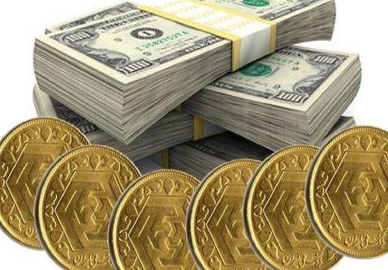 قیمت طلا ، سکه و ارز امروز ۹۹/۰۱/۱۷