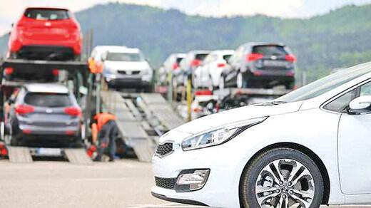 مصوبه مجلس برای واردات خودروهای خارجی