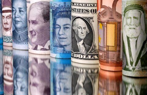 نرخ پوند افزایش و یورو کاهش یافت