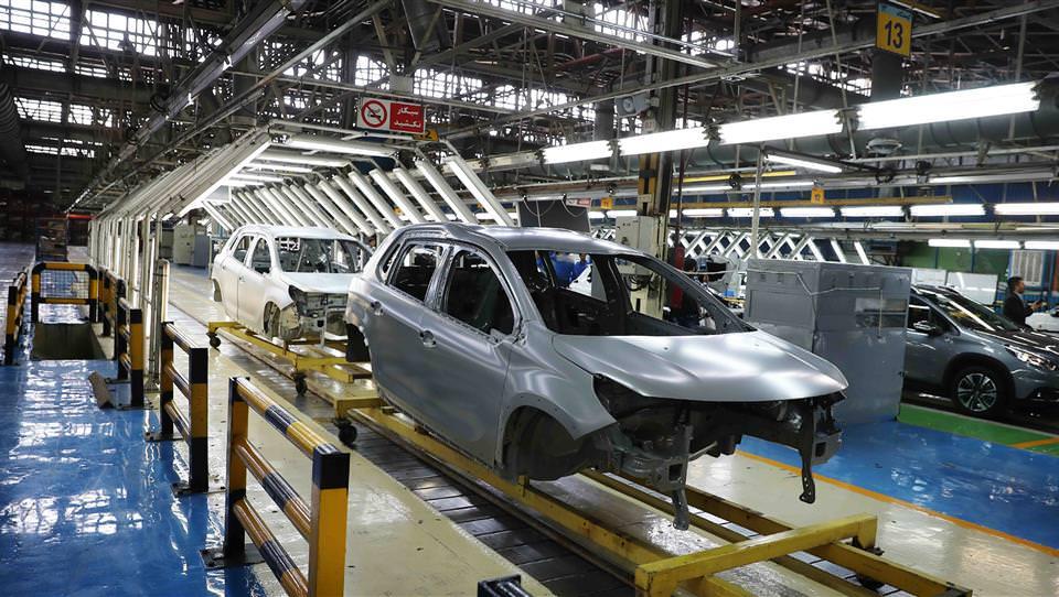 رشد ۱.۵ درصدی تولید خودرو تا پایان مرداد