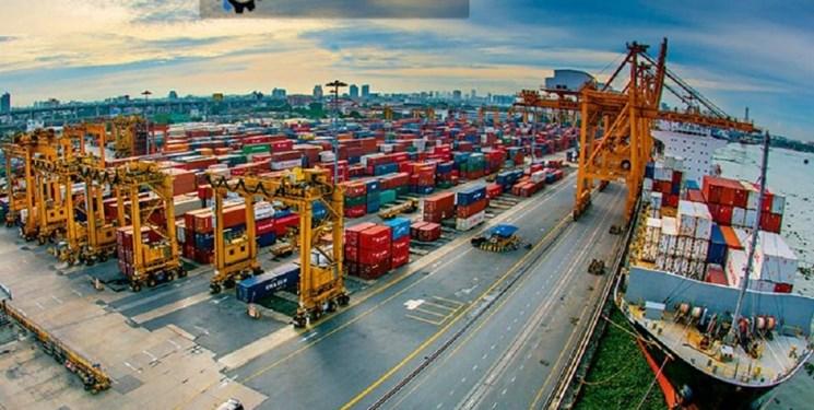 سهم ۲۲ درصدی کشتیرانی در حملونقل کالاهای صادراتی