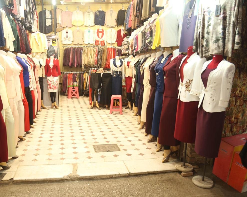 افزایش ۳۰ درصدی صادرات پوشاک ایران