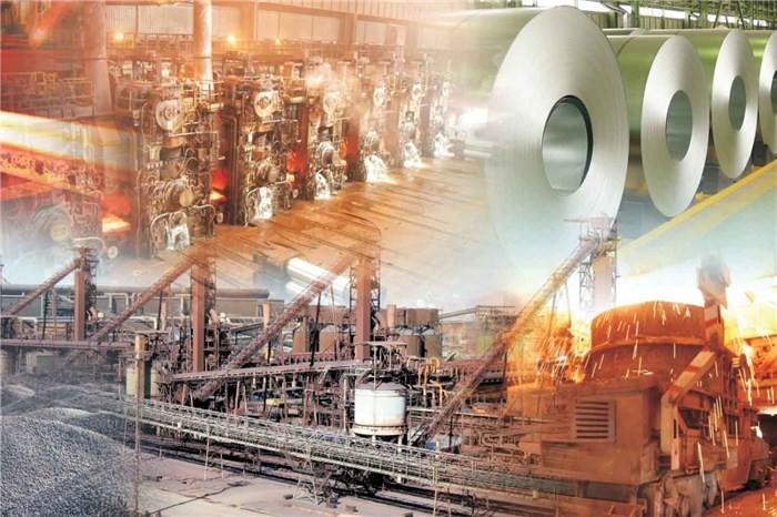 رشد تولید محصولات صنعتی و معدنی